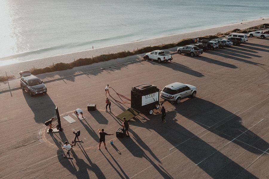 city beach personal training