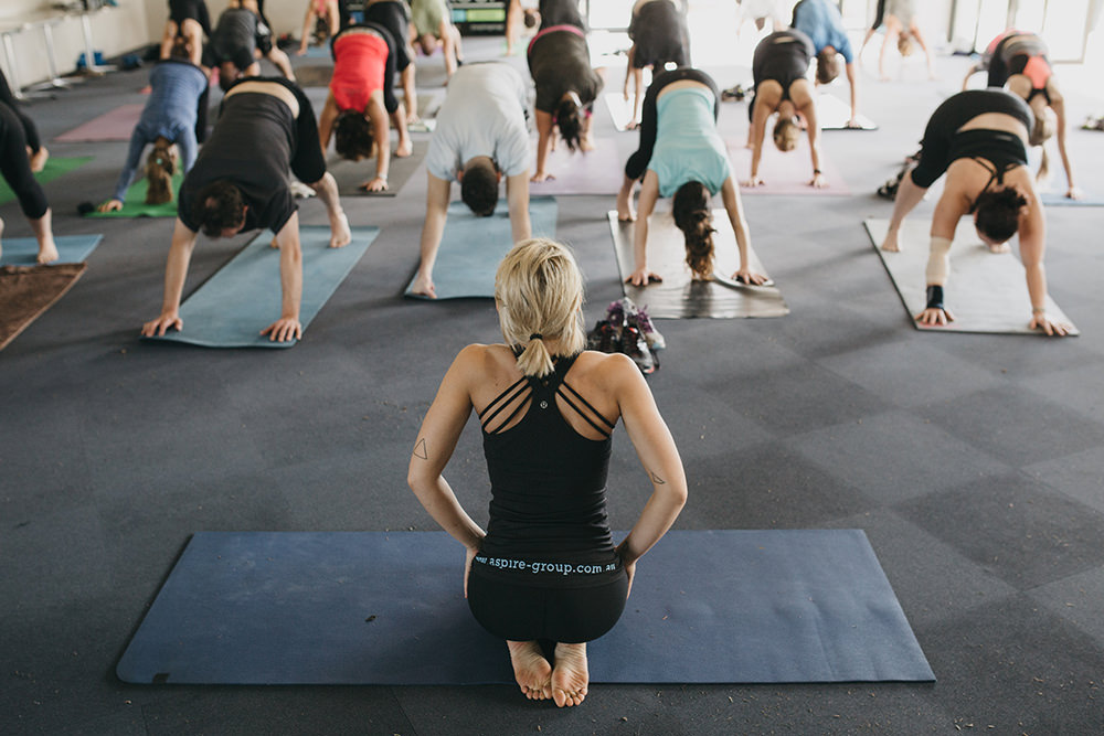 Employee well being fitness programs