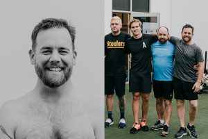 Blake Fitness Journey